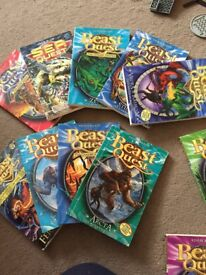 Beast Quest books for sale
