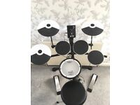 Roland TD-1KV Electric V-Drum Series Drum Kit with Mesh Snare