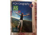 Geography text books