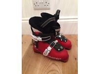 Salomon T2 junior team ski boots mondo point 21