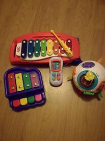 Baby xylophone/phone/piano/crawl ball