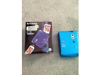 FUJIFILM Digital Mobile MP-100 Wireless LED Compact Photo Printer - Colour