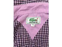 Children's Lacoste shirt