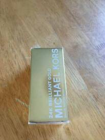 30ml michael korrs 24k brilliant gold