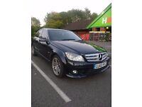 Mercedes C250 CDI AMG