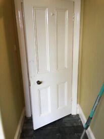 Original Victorian 4 Panel Doors