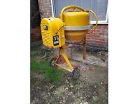 Cement concrete mixer 125ltr Ng8
