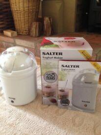 Salter Yogurt Maker 1L Capacity