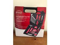 Brand New Apollo Precision 27 Piece Tool Kit.