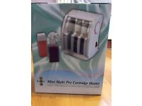 Hive Multi Pro Cartridge Wax Heater with 6 Depilatory Refills and 4 Packs of Wax Strips