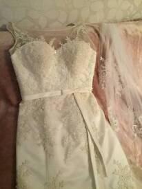 Stunning Sincerity Wedding Dress