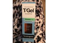 Neutrogena T/Gel shampoo - greasy hair - Brand New never opened 125mls - usually £5!!