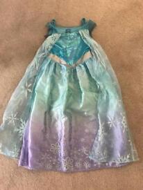 Frozen dress 5-6