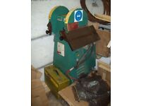 DENFORD 3 PHASE DISC SANDER