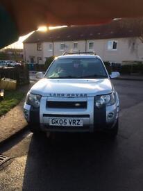 Land Rover freelander may swap