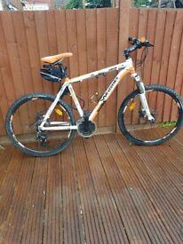 Mens Whistle mountin bike