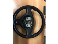 BMW Leather M sport Steering wheel part no 22820210