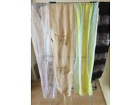 Various Scarves For Sale