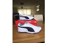 Brand new men's Puma golf shoes