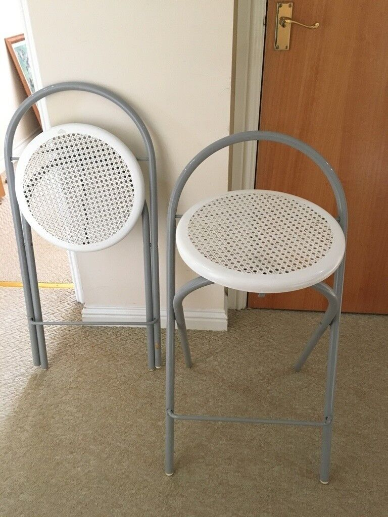 Pair of bar stools - quick sale