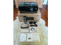 Epson EH TW6600 Projector home cinema / gaming /3D glasses Very good