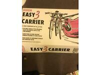 Brand new easy 3 bike carrier
