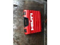 Hilti storage box