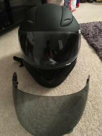 Motorcycle helmet (M)