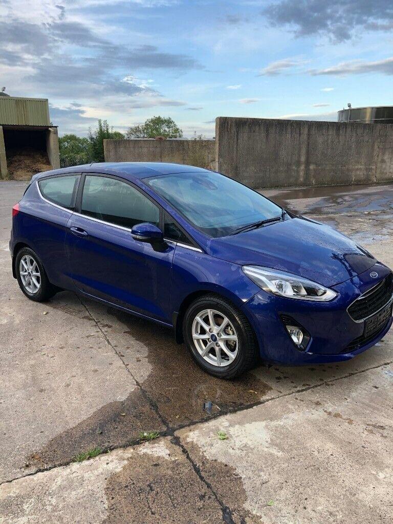 2018 Ford Fiesta 1.1 Zetec - Damaged | in Portadown ...