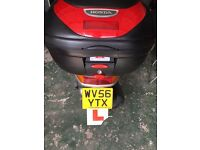 Honda lead scv 100, fantastic condition needs to be sold urgently!