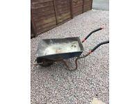 Strong wheelbarrow