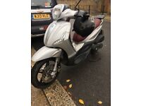 Piaggio beverly 350 cc st 2015 open to offers not tmax