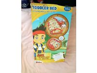 Toddler Character Junior Bed - Jake & The Neverland Pirates Junior Bed