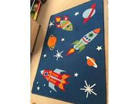 Children's space mat