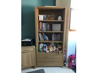 Bookcase & Sideboard
