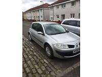 Renault megane 1.4 swap for small auto