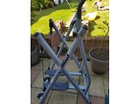 Gazelle platinum pluss cross trainer great contion no space for it but it is great