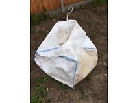 Woven 1 tonne jumbo bag