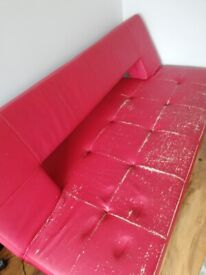Sofa/sofa bed free for uplift