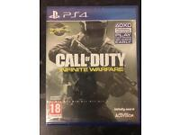 Brand new Unopened PS4 call of duty game