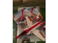 Lego Set 4953 Fast Flyers Complete with Instructions
