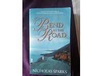 Nicholas Sparks book_plus you get another one FREE