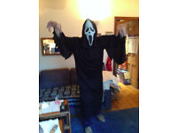 Halloween Scream Costume - Adult size