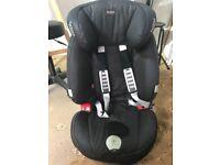 Britax Car seat, EVOLVA 1-2-3 PLUS Group 1-2-3 (9-36kg) Car Seat - Cosmos Black