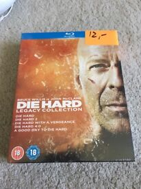 Die Hard Legacy Collection new !!!