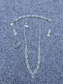 Jon Richard Jewellery - Earrings, Necklace, Bracelet, Ring