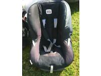 Baby car seat birth up to age 4yrs