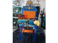 bib builder work bench