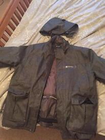 Mountain warehouse ski jacket men's xl