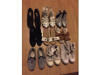 Ladies bundle of size 4 shoes! £5